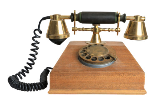 Numéro de téléphone portable élégant et sympa